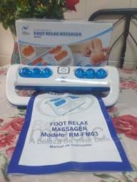 Massageador para Pés Foot Relax Massager RM-FM03