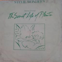 Disco de Vinil: Stevie Wonders Jorney Through The Secret Life of Planta