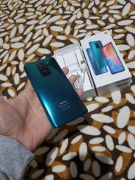Celular Xaiomi Note 9 128GB impecável