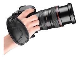 Alça De Mão Hand Grip Camera Dslr Strap Canon Nikon Sony Etc...