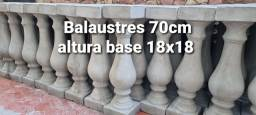 Vendo Balaústres