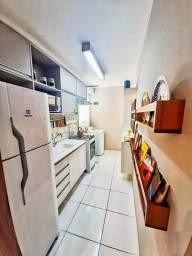LS/ Apartamento 2 qtos e lazer completoo * Pq Ville Jasmim -Av das torres T6