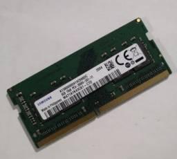 Memória RAM de Notebook  8gb Samsung