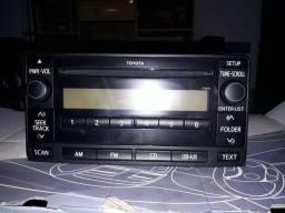 Rádio original HILUX 2013