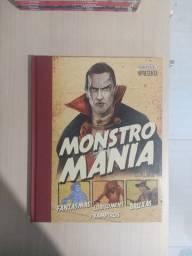 Livro: Monstro Mania