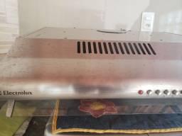 Depurador de Parede 80cm Inox Electrolux - DE80X