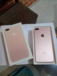 Apple iPhone 7 Plus rose 256 gb