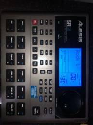 Simulador de Bateria Alesis SR18