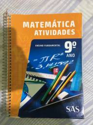 Matemática Atividades SAS 9 ano