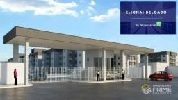 ED. Reserva São Luis - Apto. 2 quartos - Turu - Porcelanato - Elevador