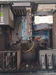 Kit upgrade Intel Core I7 3770 + Placa Mãe + 16 GB ram