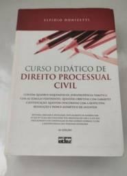 Livro Curso Didático de Direito Processual Civil