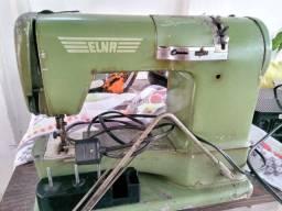 Máquina de costura  Elna antiga