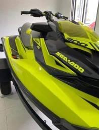Jet Ski Sea Doo Rxp 300 com parcelas