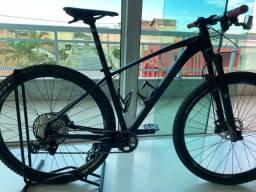 Bicicleta - Bike OGGI 7.4 2020, cor preta, TAM. 17