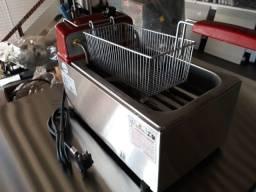 Fritadeiras elétrica ou a gás vários modelos. a partir de R$349,00