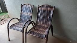 Cadeiras de JUNCO Luxo