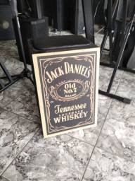Cajon elétrico Jack Daniels