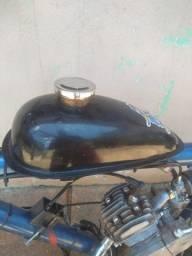 Moto de bicicleta