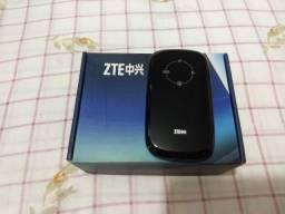 Modem wireless Zte MF30 3G leia o anuncio