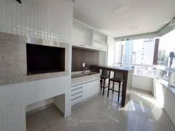 Apartamento Semi-Mobiliado com 3 Suítes e 2 Vagas no Centro em Balneário Camboriú