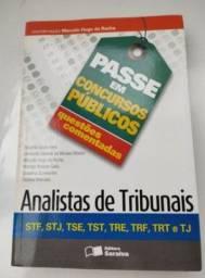 Livro Passe em Concursos Públicos