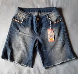 Shorts Jeans Coesão