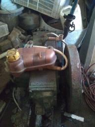 Motor de barco a diesel
