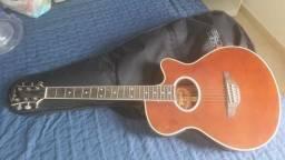 Vendo ou troco violão Tagima Ventura Aço