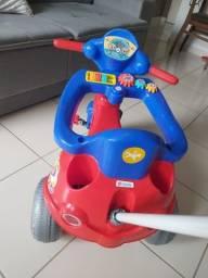 Carrinho para passeio infantil