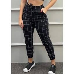 Título do anúncio: Calça jogger moda blogueira