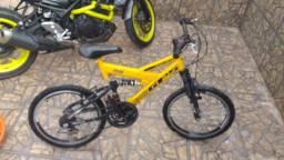 Vende bicicleta média