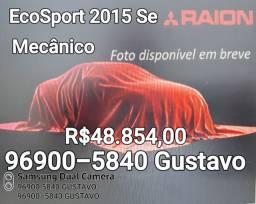 EcoSport 1.6 Se mecânico 2015 Oportunidade