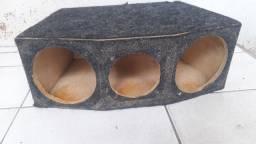 Box para trio cone curto.