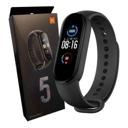 Xiaomi mi band 5 originais R$200