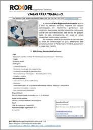 Vaga - Assistente Técnico - EMS (Estoques, Manutenções, Suprimentos)