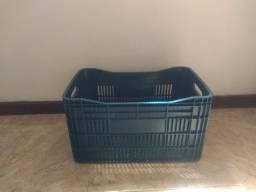 Caixa de plástico para verduras