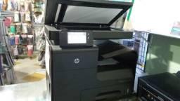 Impressora Multifuncional HP Officejet Pro X476dw MFP