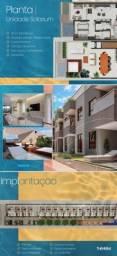 Título do anúncio: Apartamentos na praia de São Miguel do gostoso