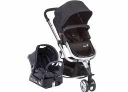 Carrinho de bebê Safety travel mobi com bebê conforto
