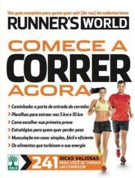 Livro : Runners World - Comece a Correr Agora