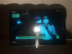Smart tv 32ultra slim semp Toshiba