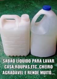 Sabão liquido