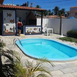 Casa para temporada Praia Formosa Cabedelo PB