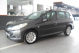 Peugeot 207 SW 207 SW XS 1.6 16V (flex) (aut)