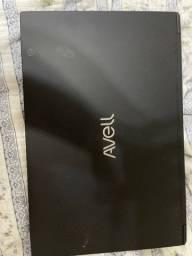 Notebook Avell - excelente estado