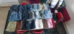 Título do anúncio: Torro lote de 25 Calças jeans 40