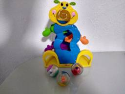 Inseto Divertido Fisher Price Roll a Rounds