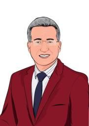 Caricatura Digital Profissional Feito a Mão!! Aproveite Promoção