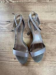 Sapato Arezzo, usado, 36